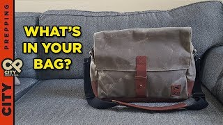 How To Build An Urban  Gray Man EDC Bag