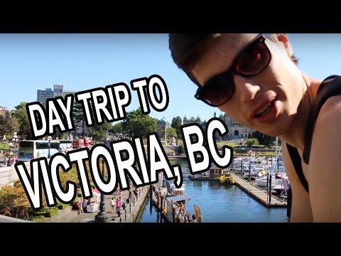 VICTORIA VLOG | Exploring Victoria, BC, Canada | 2017