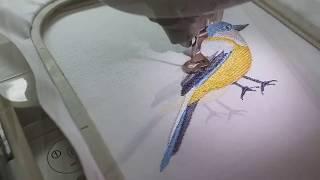 Уроки PE-Design: Дизайн машинной вышивки