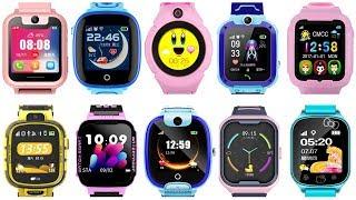 gPS часы для детей с трекером Smart GPS Watch T58 (GW700) - детские часы с GPS smart baby watch