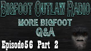 The Scariest Thing About Bigfoot