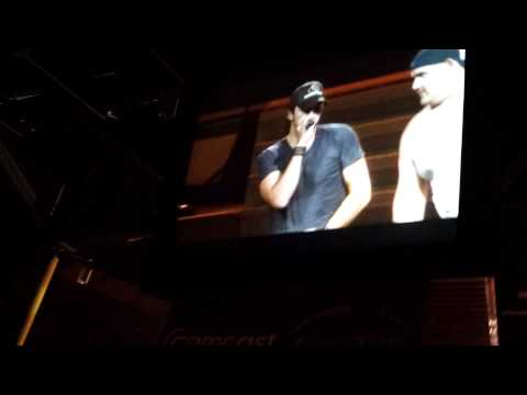 Luke Bryan at Comcast Theater Fri May 31st 2013
