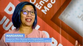 Voices from APFSD 2019: Wardarina