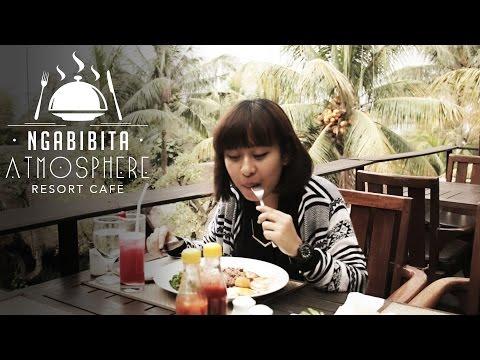 Kuliner Bandung NGABIBITA: Atmosphere Resort & Cafe