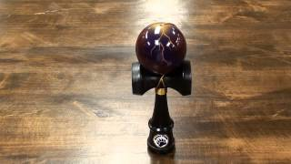 The Storm Deluxe Kendama By Bear Paw Kendama
