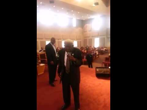 Pastor James Harris from Columbus, GA. 88 yrs old preaching like this.