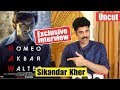 """""""Sikandar Kher"""" Exclusive Interview For The Film """"Raw"""" 