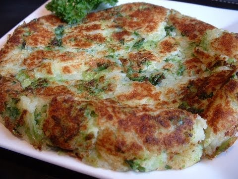 Making bubble and squeak