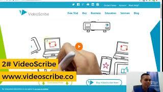 3 Software Video Animasi Terbaik & Mudah Digunakan