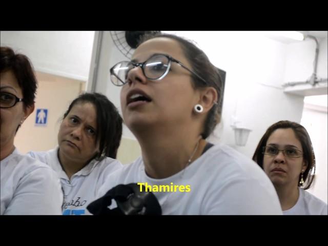 Thamires pergunta sobre teste de DNA
