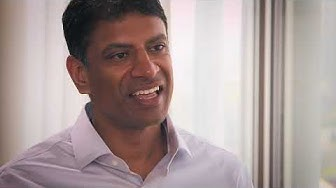"Novartis CEO Vas Narasimhan: How to be a boss in an ""unbossed"" company"
