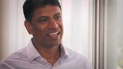 """Novartis CEO Vas Narasimhan: How to be a boss in an """"unbossed"""" company"""