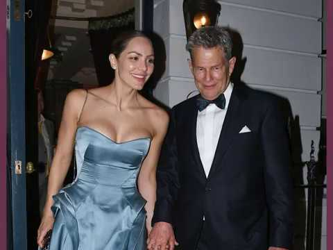 The Exclusive Look Inside Katharine McPhee and David Foster's Wedding in London Mp3