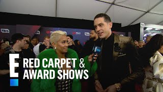 G-Eazy Teases Cardi B & Halsey Collabs at iHeartRadio Awards | E! Live from the Red Carpet