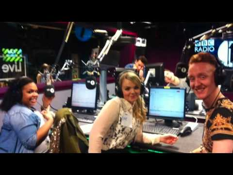Feet Up Friday on BBC Radio 1