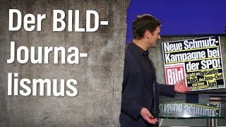 Christian Ehring: BILD – so geht Journalismus