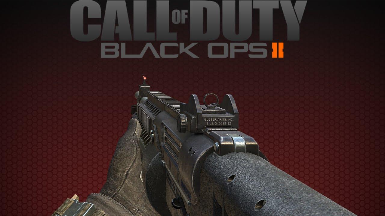 Black Ops 2 EP 37 (Live) - M1216 Suppressed Challenge ... M1216 Black Ops 2
