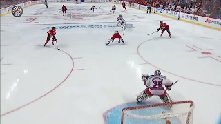 Pageau roofs overtime winner for his 4th of the game