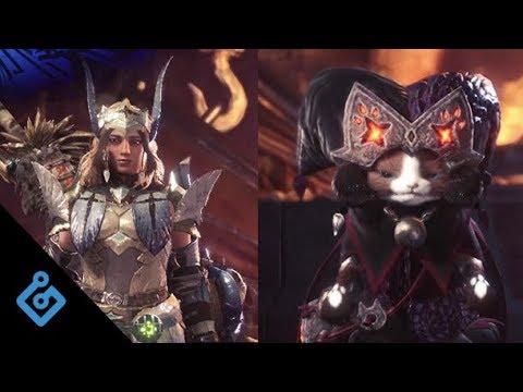 The Coolest Armor In Monster Hunter: World thumbnail