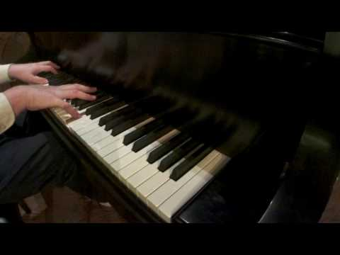 Since I Don't Have You - Christopher-Joel Carter, Piano