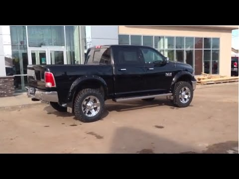 Ram 1500 Running Boards >> Lifted 2014 Ram 1500 Crew Cab Laramie | Rig Ready Rams ...
