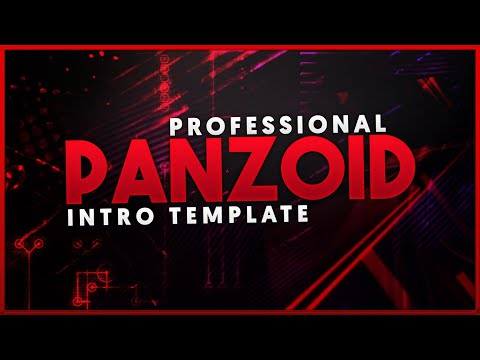 Top 10 Best Panzoid Intro Template in 2020 || New Panzoid Intro Template