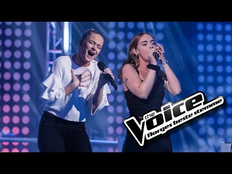 Maria Celin Strisland vs. Anna Jæger - Ex's And Oh's | The Voice Norge 2017 | Duell