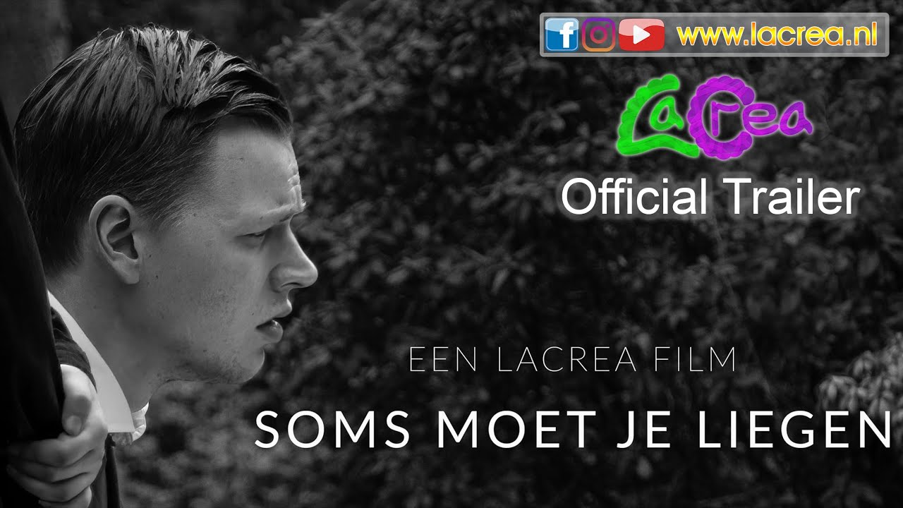Trailer Soms Moet Je Liegen NL