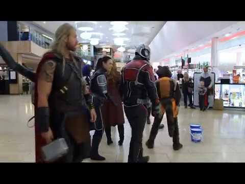 NE Avengers Odeon