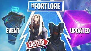 Mise à jour Fortnite! Événement Rune, Secret Skins, Lake Bunker - Plus!