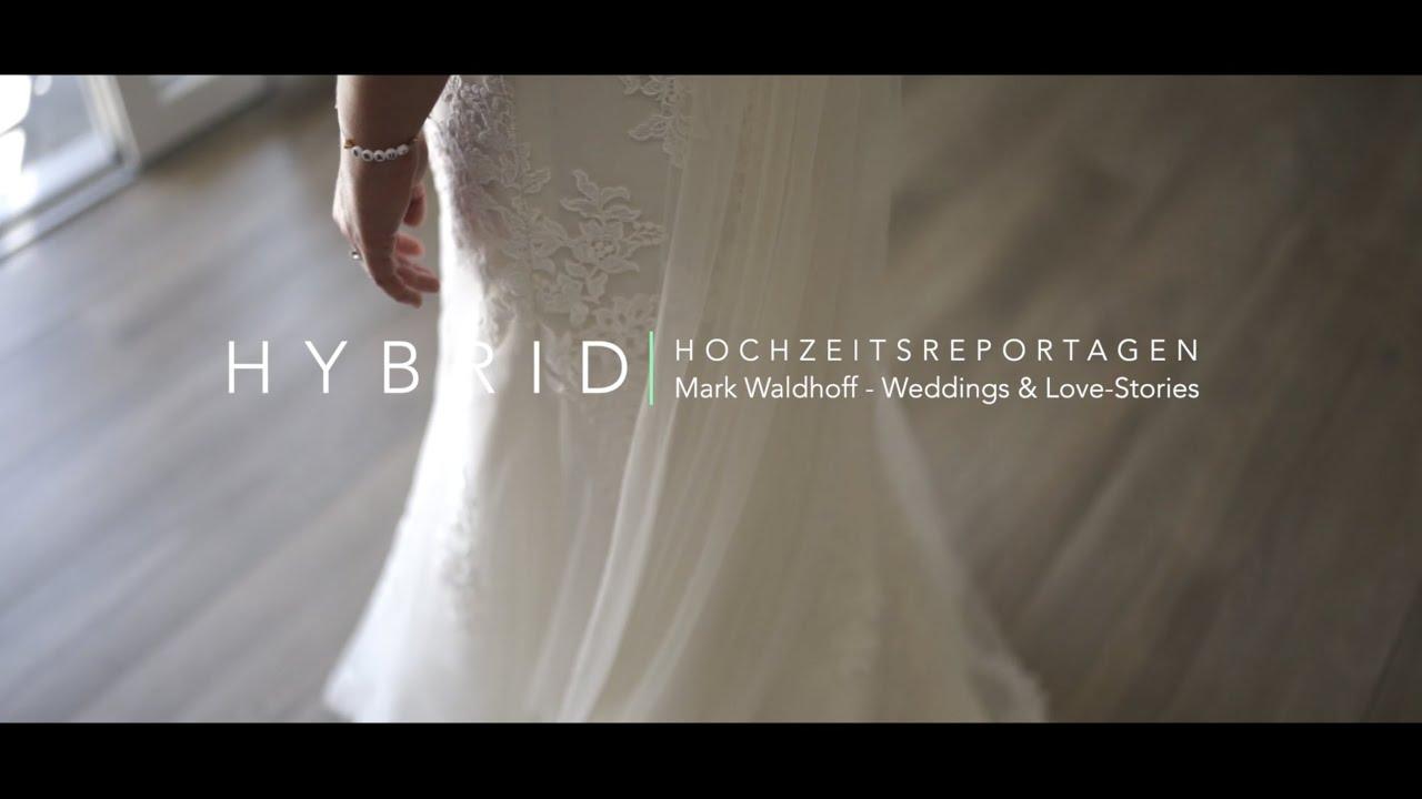 Hybrid Hochzeitsreportagen | Emotionale & natürliche Hochzeitsbilder inklusive Wedding-Trailer