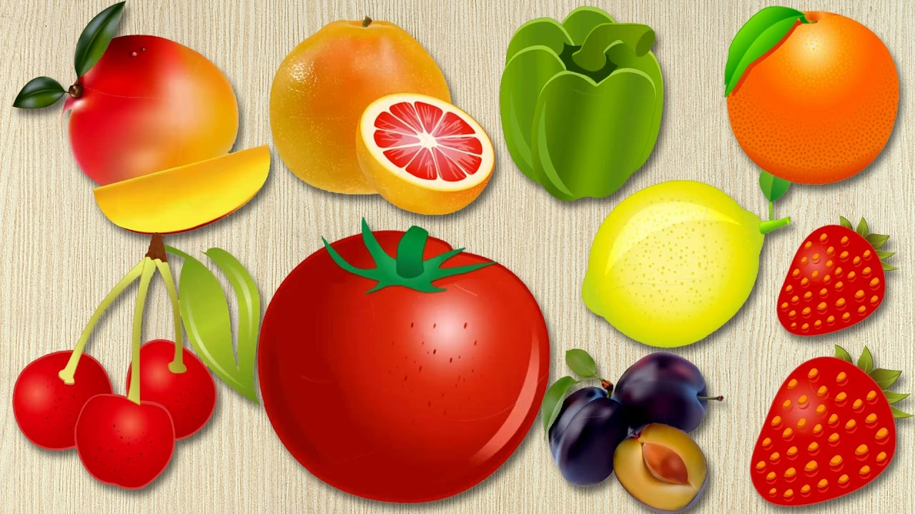 Cognitive puzzles about vegetables and fruits 92