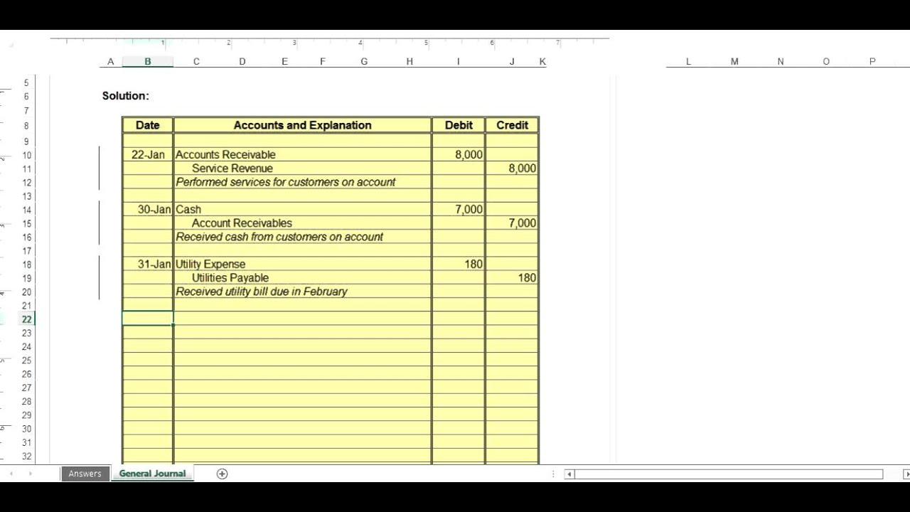 journalizing transactions s2 5