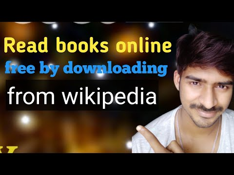 Read Books Online By Downloading From Wikipedia Library Genesis