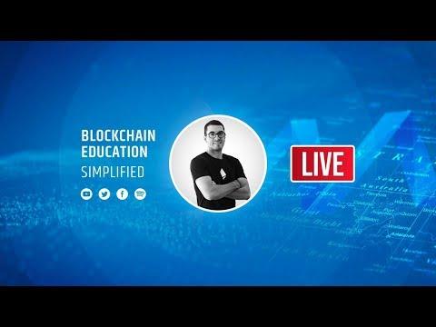 Bitcoin & Altcoins Technical Analysis - Live Hangout