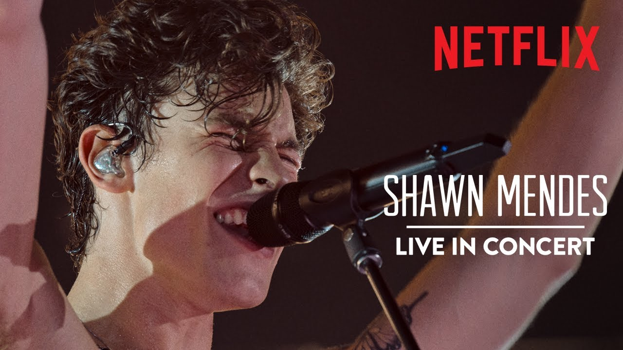 Download Shawn Mendes: Live In Concert | I Can't Have You | Announcement | Netflix