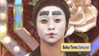 (ENG SUB) Bakatono' ARASHI does their Make-up