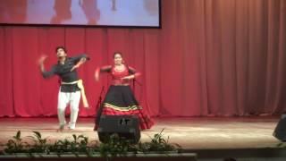 29.Индийский танец