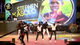 STEPHEN KASOLO PERFORMANCE - GROOVE PARTY 2016 (MACHAKOS)