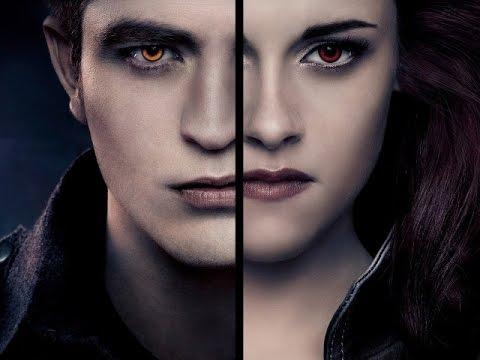Сумерки/Twilight-Вампирный Макияж для звезд(Белла,Эдвард,Джейкоб)