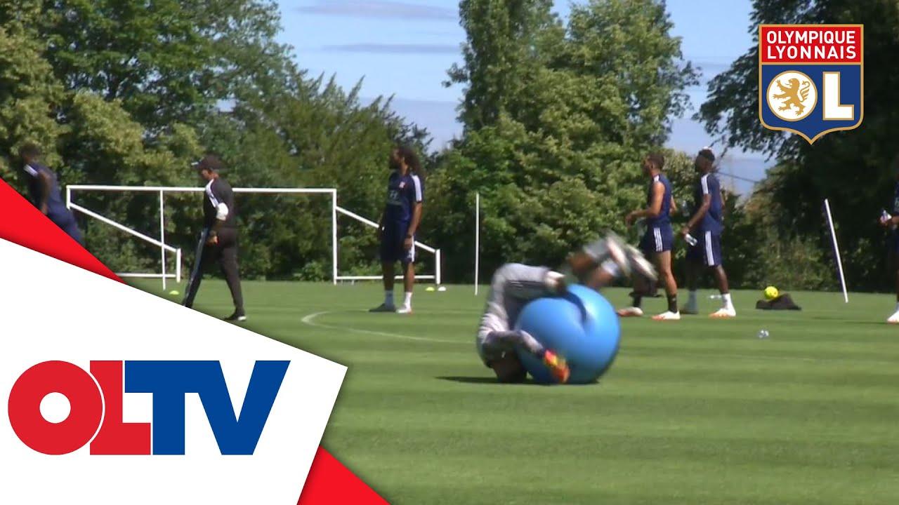 Retour sur la semaine de stage à Evian | Olympique Lyonnais