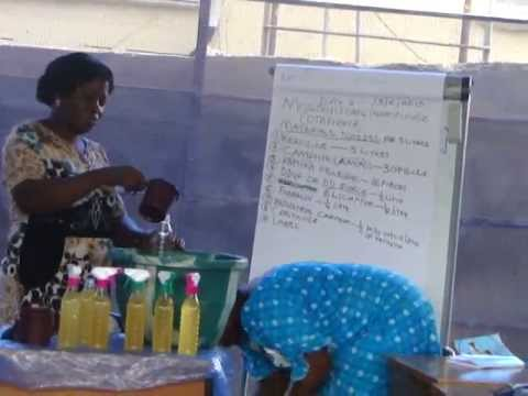 Insecticide Production Lecture