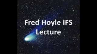 Fred Hoyle's IFS Lecture December 1982