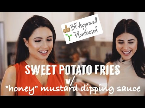 Quick & Easy Vegan Recipes with Daniella Monet  Sweet Potato Fries &
