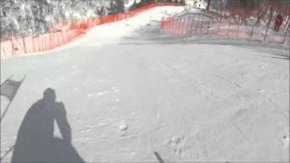 第89回全日本スキー選手権大会アルペン競技スーパーG