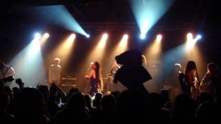 "Death Angel - ""Kill as One"" live at Progresja, Warsaw, 1st April 2011"