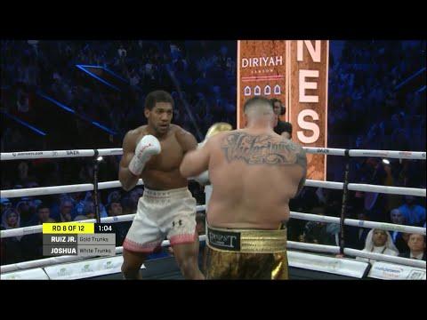 Anthony Joshua vs Andy Ruiz jr. Rematch FULL FIGHT recap