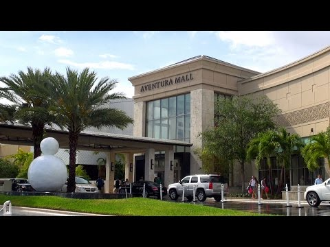 Aventura Mall - Exclusive Shopping Around Miami HD