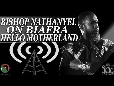 The Israelites: Radio #Biafra: Civil UNREST in Nigeria & Nnamdi Kanu