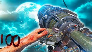THUNDERGUN VS RONDA 100! Call Of Duty Black Ops 3 Zombies! Ascension ¿Es la mejor arma especial?